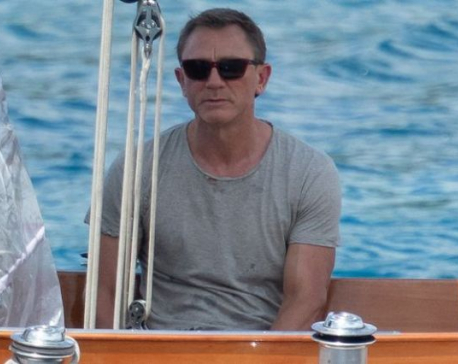 'Bond 25' shooting suspended after Daniel Craig's injury: report