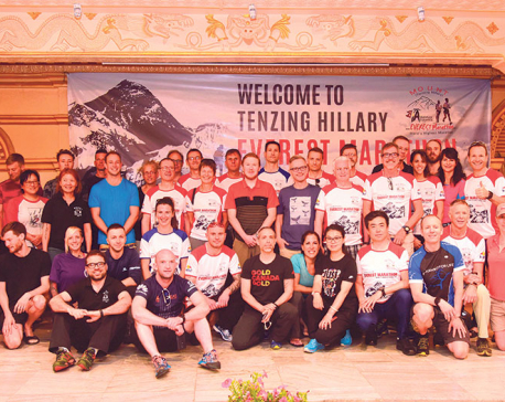 Over 200 runners to participate in Tenzing Hillary Everest Marathon