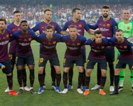 Valencia knock Barcelona off Copa del Rey throne