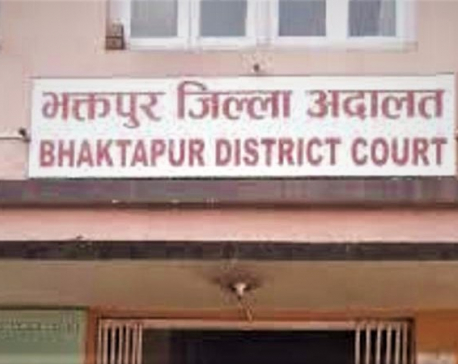 Bhaktapur court transfers govt land to private party