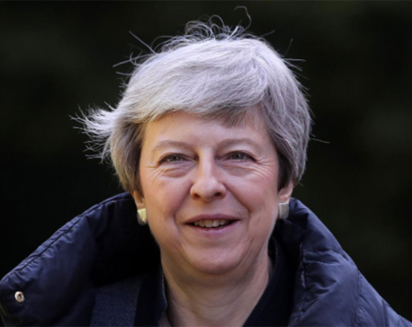 May has already set out timetable for her departure - says Buckland