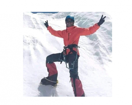 HIV-infected Gopal Shrestha scales Mount Everest