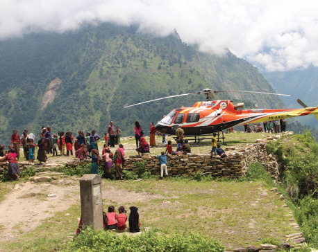 Tourism entrepreneurs call for reviewing air rescue procedures