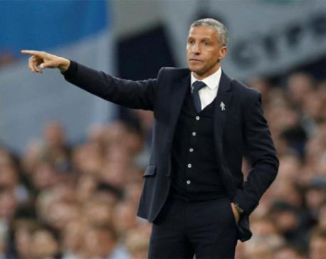 Hughton sacked as Brighton manager