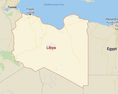 Fifteen Nepali nationals rescued from war-torn Libya