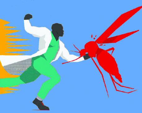 African malaria threat