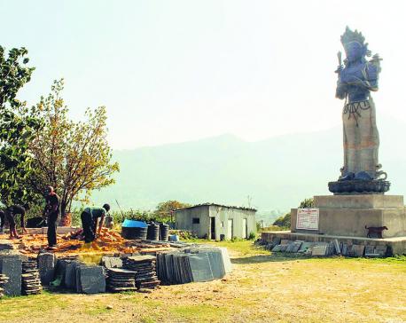 Manjushree Park in limbo as jurisdiction dispute drags on