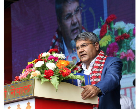 No need of armed rebellion now: Communications Minister