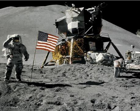 Trump seeks extra $1.6 billion in NASA spending to return to moon by 2024
