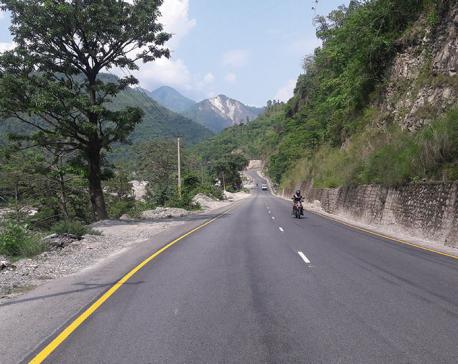 Construction of Jalbire bridge continues amidst lockdown
