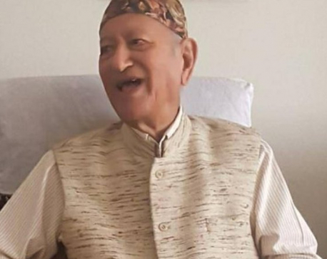 Nepal's longest-serving chief justice Nayan Bahadur Khatri dies at 99