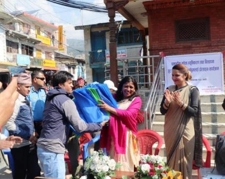 Chandannath Municipality bans plastic bags