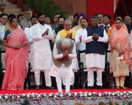 Who are ministers in Modi's new Cabinet in India ? (with list)