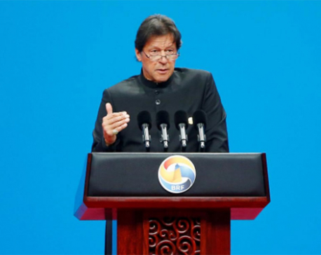 Pakistan PM Khan speaks with Modi to congratulate him on election win