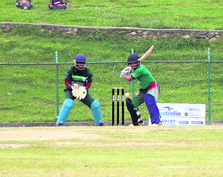 Army beats Province 2 by 171 runs on opening day