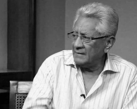 Renowned industrialist Prabhakar Sumsher Rana passes away