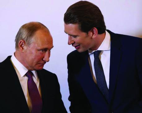 Austria and plot against Europe
