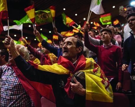 Spain's political paralysis