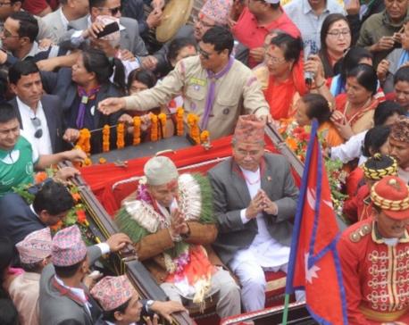 Veteran culture expert Joshi's 100th birthday marked
