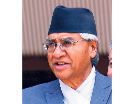 Govt trying to stage 'coup' against media: Deuba