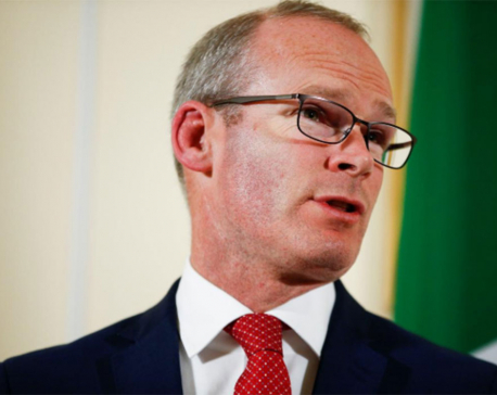 UK and Ireland will work to end Northern Irish vacuum in weeks not months - Coveney