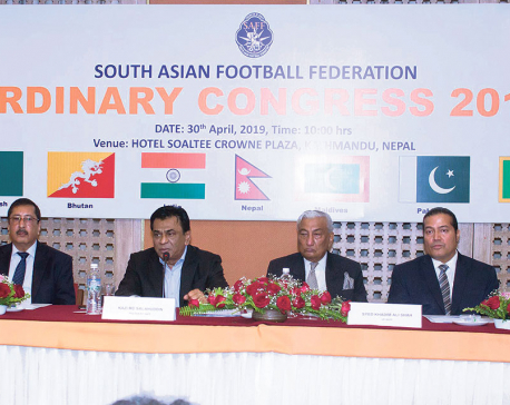 SAFF Ordinary Congress rejects ANFA's statute amendment proposal