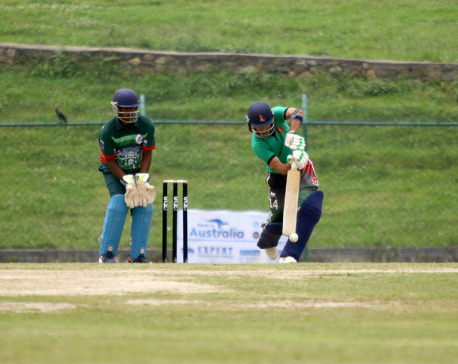 PM Cup One-Day Cricket National Tournament: Army makes winning start