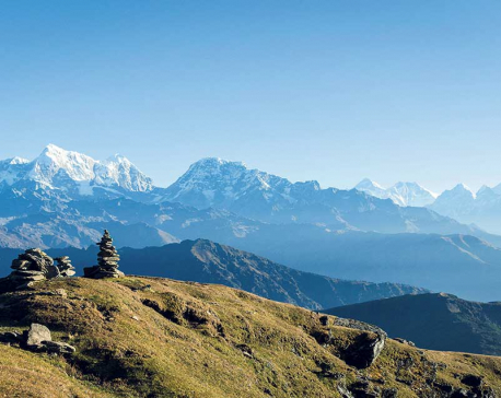 Two Indian climbers die on Mount Kanchenjunga