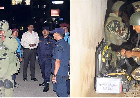 Terror sweeps Valley