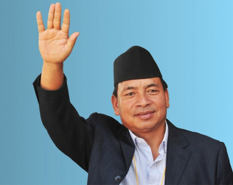 Vice-President Pun extends Lhosar greetings
