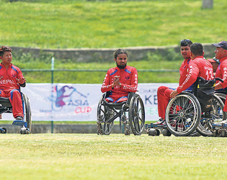 Nepal loses again as India registers second straight win