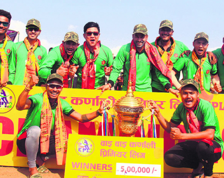 Chauhan, bowlers inspire Army to win KPL title