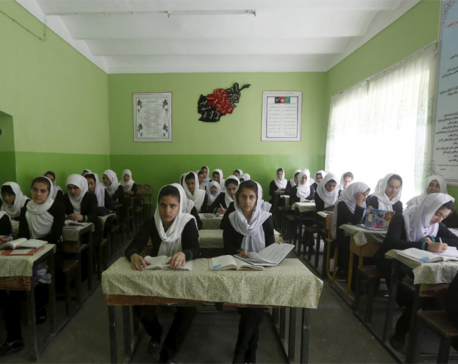 'Education under fire' as attacks on Afghan schools jump, UNICEF says