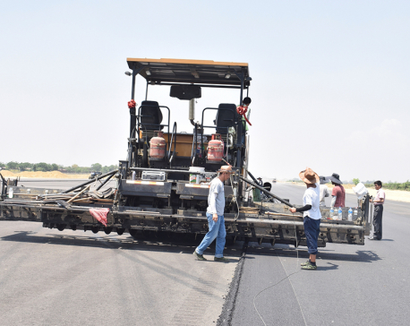 Shortage of engineering material, delay in payments hit the project in last leg