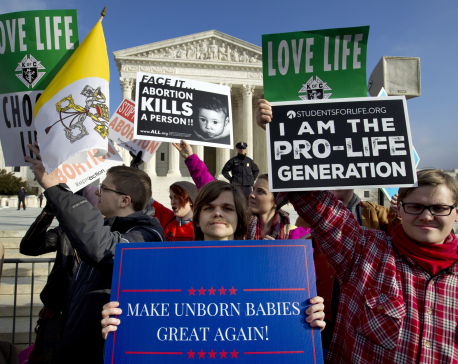 Abortion ban aims for high court, but won't get there soon
