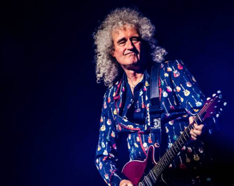 Queen's Brian May: We still haven't earned a penny from 'Bohemian Rhapsody'