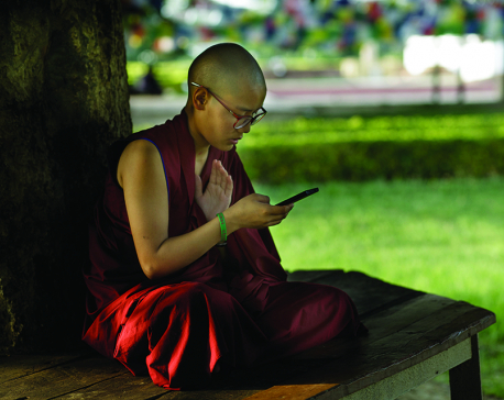 Campaign for Buddhist tourism