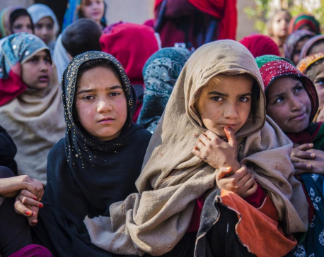 600,000 Afghanistan children suffering from severe acute malnutrition: UNICEF