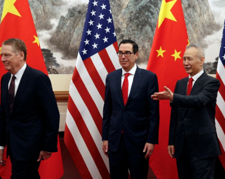 China, U.S. hold 'productive' trade talks in Beijing