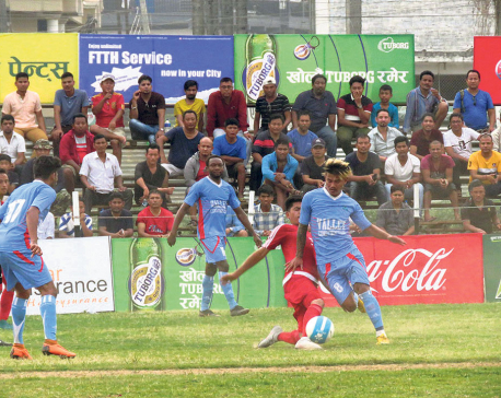 Chyasal defeats Police