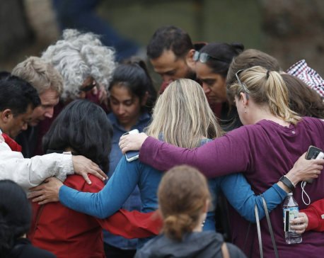 1 suspect in Colorado school shooting identified