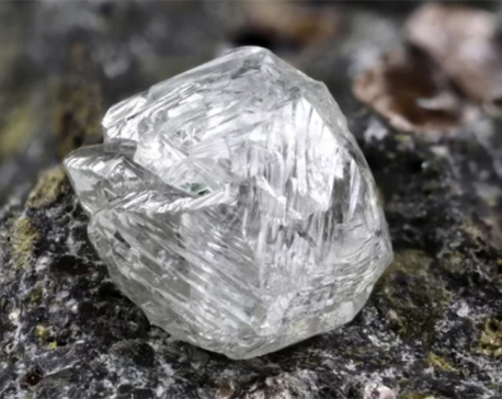 Most diamonds originate from ancient seabeds: study