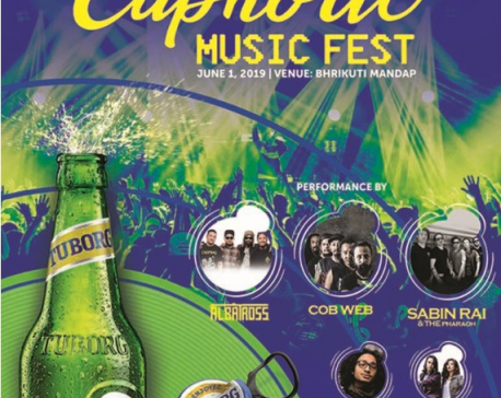 Euphoric Music Fest on Saturday