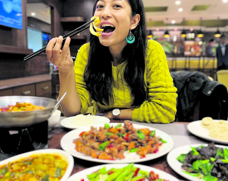 The accidental food blogger