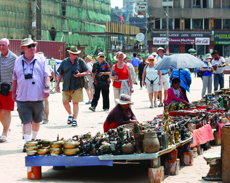 Security of tourism areas stressed