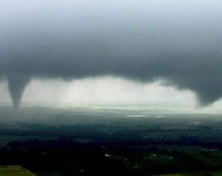 Tornadoes on the Plains not as bad as feared; threat remains