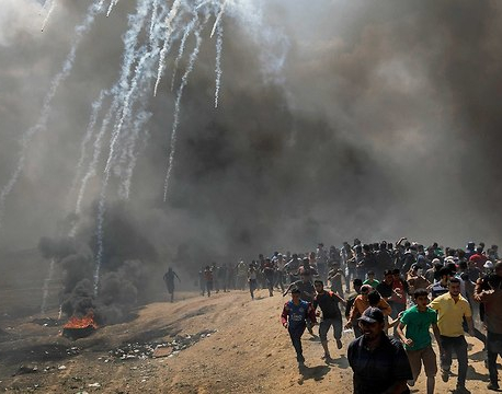 Under heavy rocket fire, Israeli reprisals kill 6