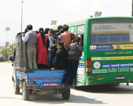 Transport companies asked to register within five days