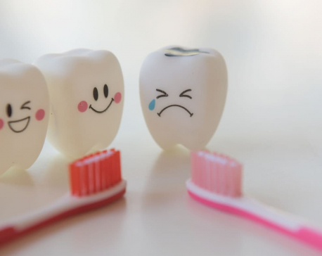 Tooth Decay is not a curse