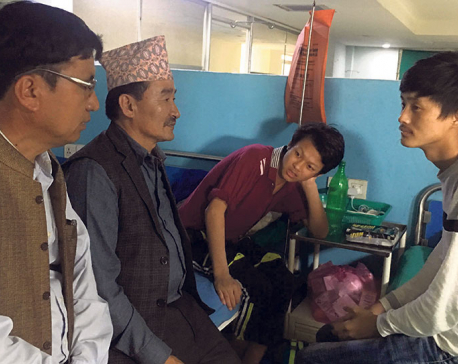 Jhapa's B&C Hospital detains teenager for not paying his medical bills